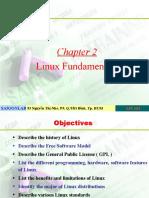 LPI 101 Ch02 Linux Fundamentals