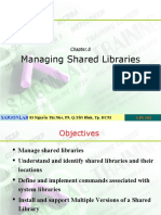 LPI 101 Ch08 Managing Shared Libraries