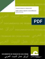 Empleo, Pobreza y Migración El Caso de Marruecos