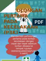 Pertolongan Pertama Pada Kecelakaan (p3k) [Autosaved]