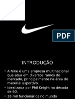 Nike - Economia de Empresas