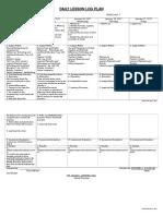 LOG PLAN Revised Date 6-29-16
