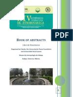 """BOOK OF ABSTRACTS """"XIV SIMPOSIO INTERNACIONAL DE ETNOBOTÁNICA 2016"""""""