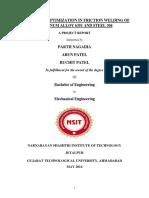 8th Sem Project Report