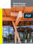Wood Design Manual 2015
