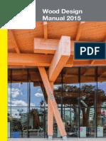 Wood Design Manual 2015