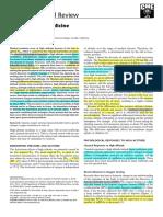 2012, Medicina de Altura - Revisión J. West