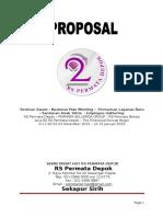Contoh Proposal Untuk Sponsor