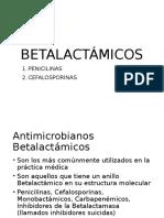 BETALACTÁMICOS.pptx