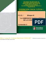 FCE I B3.3.1 Aspectos de La Convivencia CEAS-SET