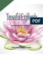 Teosofia Explicada-p t Pavri