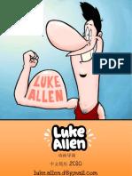 Luke Allen - 中文简历 2010