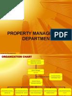 PN Property Management Department Brief