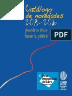 Catalogo 2016 Setiembr
