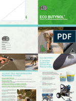 Eco Butynol Brochure