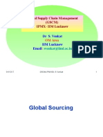 GSCM-Global Sourcing-Li and Fung- Zara
