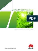 Huawei Tecal RH2285 Rack Server Brochure