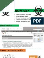 NOM-087 Manejo de RPBI