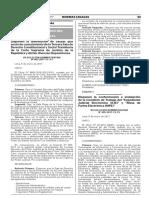 RESOLUCION ADMINISTRATIVA N° 003-2017-CE-PJ