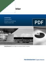 Handelsbanken - Danske Aktier 2015-02