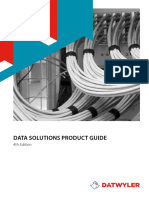 DATWYLER Data Solution Product Guide 0814 e