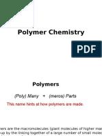 Polymer Chemistry 16 17 I Sem