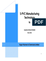 PVC Manufacturing Technology Overview