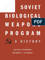 The Soviet Biological Weapons Program - A History (2012) Milton Leitenberg