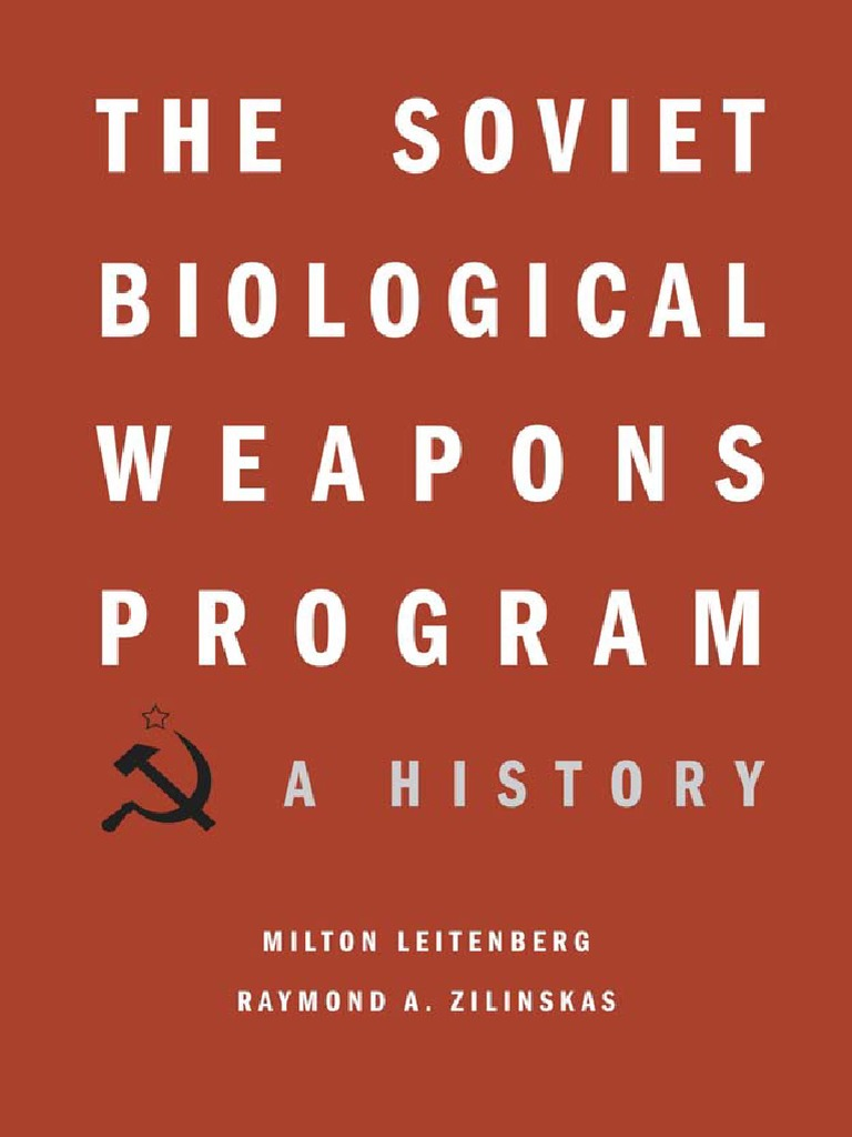 the soviet unions biological weapons program essay