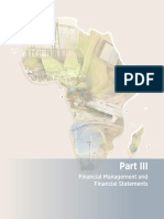 Annual Report 2012 - Part 3 - Financial Management and Financial Statements