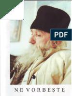 (Ilie Cleopa) Ne Vorbeste Parintele Cleopa. Indrumari Duhovnicesti (06)
