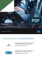 Tyrolit - Intro