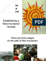 Neo Humanism 3 Stages
