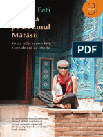 Sabina Fati -Singura Pe Drumul Matasii