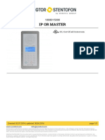 Zenitel - IP or Master - 1008015000
