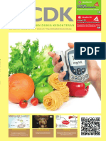 Kalbe CDK edisi 248 - Diabetes