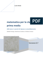 Compiti Vacanze Matem Prime