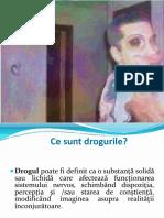 Material Droguri