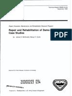 4 REMR CS 63 Repair and Rehabilitation of Dams Case Studies