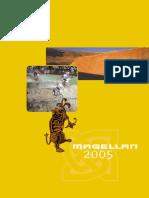 Magellan Kerékpár Katalógus 2005