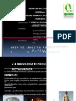 86699398 Industria Minero Metalurgica