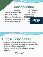 Fungsi-Transendental