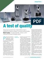 COP JOB 044_A Test of Quality