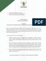 Surat Edaran Menkes 129 Tahun 2013