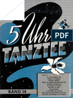 5 Uhr Tanztee Band 14 Book