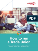 How to Run a Trade Union