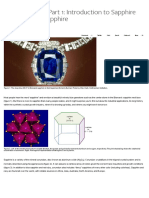 GIA, Sapphire Series Part 1_ Introduction to Sapphire and Synthetic Sapphire _ Research & News