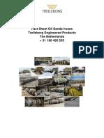 Oil Sands Fact Sheet