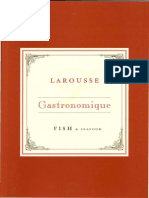 Larousse Gastronomique - Fish and Seafood