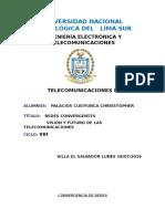 Informe de Telecomunicaciones II (Palacios)